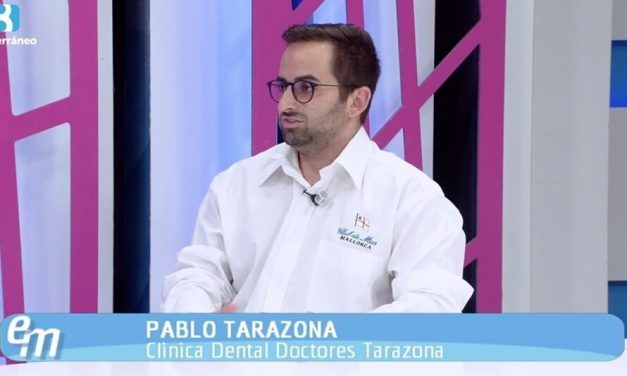 El Dr. Pablo Tarazona nos habla de los implantes dentales